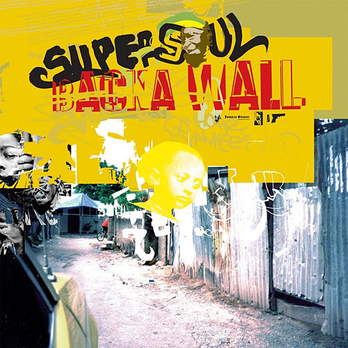 Backa Wall E.P. by Supersoul