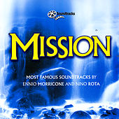 Mission: Most Famous Soundtracks By Ennio Morricone And Nino Rota by Various Artists
