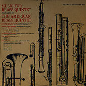 Music for Brass Quintet by The American Brass Quintet