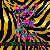 Won't Come Down: Electro Party Pop and Dance Songs by Various Artists