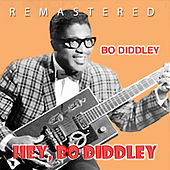 Hey, Bo Diddley by Bo Diddley