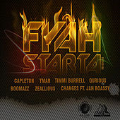 Fyah Starta Riddim by Various Artists