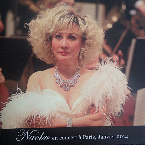 Paris, Concert January 2014 by Naoko Matsui