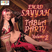 Tabla Party, Vol. 2 by Emad Sayyah