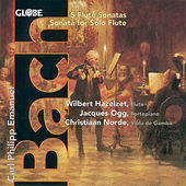 C.P.E. Bach: Flute Sonatas by Various Artists