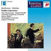 Beethoven, Sibelius: Violin Concertos by Various Artists