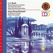 Bach: Concerti for Flute, Strings, and Basso Continuo by Jean-Pierre Rampal