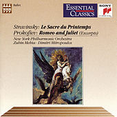 Prokofiev: Romeo and Juliet (Excerpts) Stravinsky: The Rite of Spring by Various Artists