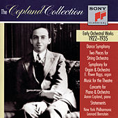 The Copland Collection: Early Orchestral Works  (CD #1: 1923 - 1928 & CD #2: 1929 - 1935) by Various Artists