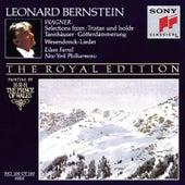 Wagner: Selections from Tristan and Isolde, Tannhäuser and Götterdämmerung; Wesendonck Lieder by Leonard Bernstein