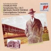 Ives: Symphony No. 2 & No. 3,
