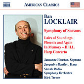 LOCKLAIR: Symphony of Seasons / Harp Concerto / Lairs of Soundings by Various Artists