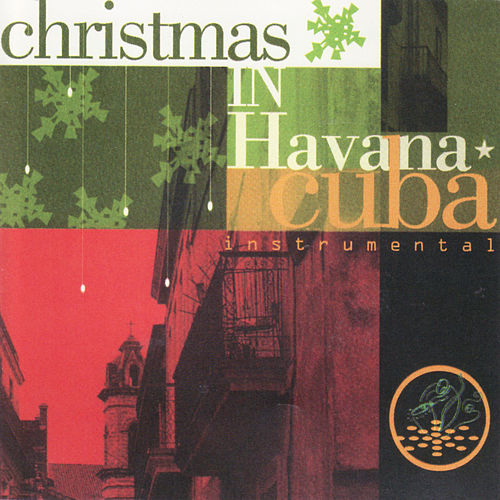 Christmas In Havana Cuba by Juan Pablo Torres