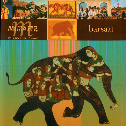 Barsaat by Musafir