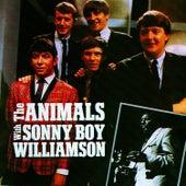 With Sonny Boy Williamson von The Animals