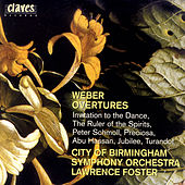 Carl Maria Von Veber: Overtures by Various Artists