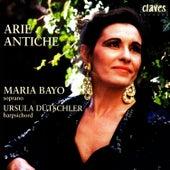 Arie Antiche von Maria Bayo