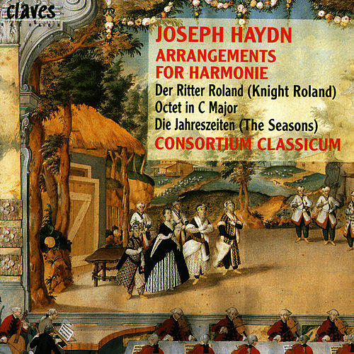 Joseph Haydn: Arrangements For Harmonie by Franz Joseph Haydn