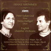 Franz Krommer: Flute & Oboe Concertos by Various Artists