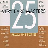 25 Very Rare Masters From The Sixties von Various Artists