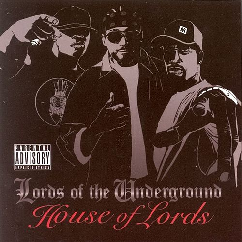 House of Lords by Lords of the Underground