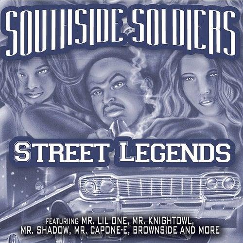 Street Legends by Various Artists