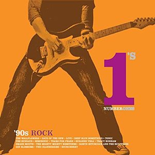 '90s Rock Number 1's by Various Artists