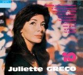 N°6 - 10 Ans De Chansons by Juliette Greco
