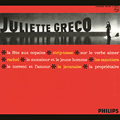 Collection 25 Cm by Juliette Greco
