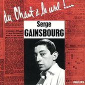 1958 Du Chant A La Une by Serge Gainsbourg