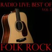 Radio Live: Best of Folk-Rock, Vol. 2 von Various Artists