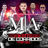 Trakatera De Corridos Top 20 by Various Artists