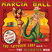 The Tattooed Lady And The Alligator Man von Marcia Ball