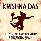 Live Workshop in Barcelona, ES - 07/09/2013 by Krishna Das