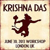 Live Workshop in London, GB - 06/30/2013 by Krishna Das