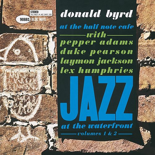 At The Half Note Cafe by Donald Byrd
