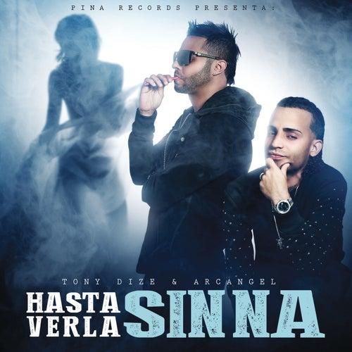Hasta Verla Sin Ná by Tony Dize