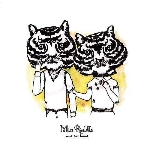 Tigers by Mia Riddle