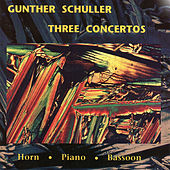 Three Concertos by Various Artists