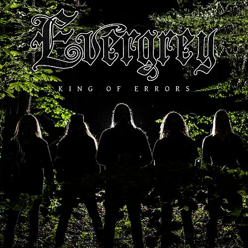 King of Errors by Evergrey