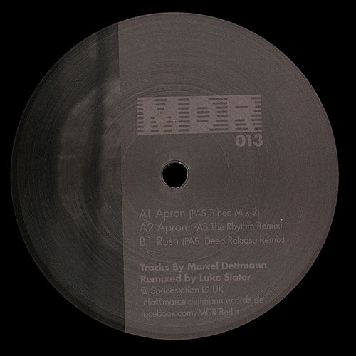 Planetary Assault Systems Remixes by Marcel Dettmann