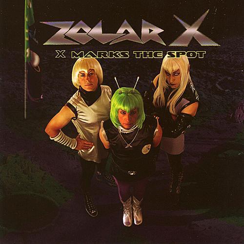 X Marks The Spot by Zolar X