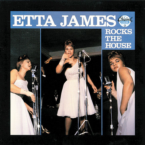 Rocks The House by Etta James