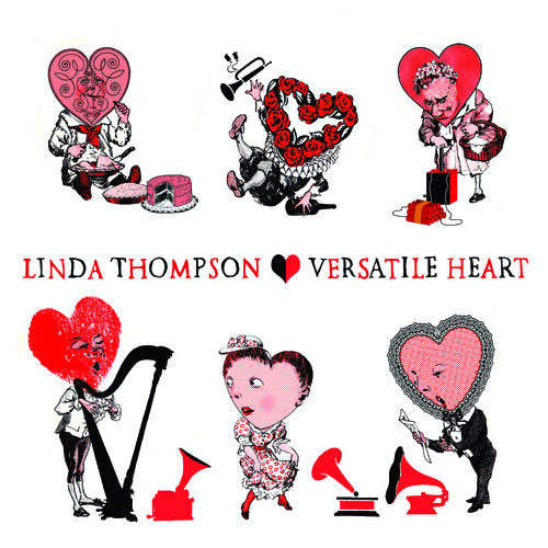 Versatile Heart by Linda Thompson
