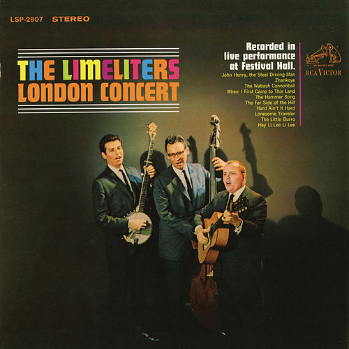 London Concert (Live) by The Limeliters