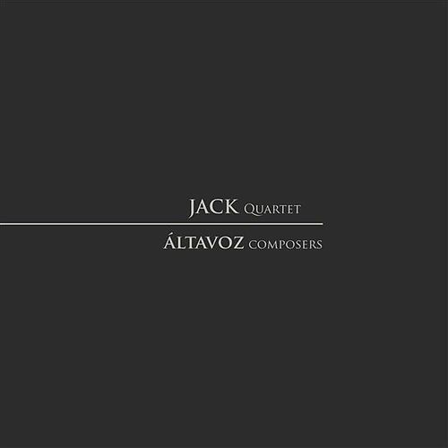 altaVoz Composers by JACK Quartet