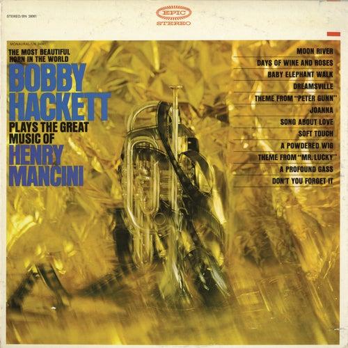 Bobby Hackett Plays Henry Mancini by Bobby Hackett