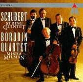 Schubert : String Quintet in C major by Borodin Quartet