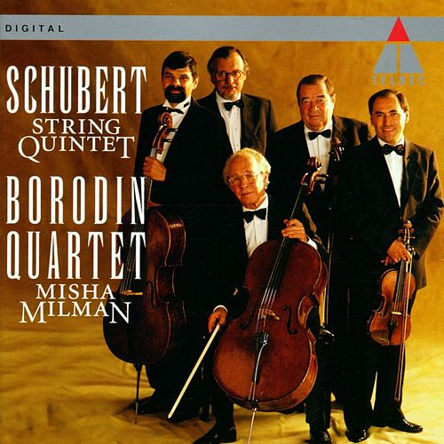 Schubert : String Quintet in C major by Borodin Quartet