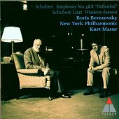 Schubert : Symphonies Nos 3, 8 & Wanderer Fantasy by Various Artists